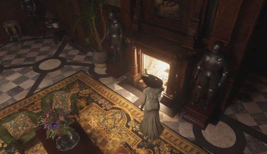 《惡靈古堡8:村莊》玩家製作「經典視角」實機影片,逛城堡就像迷宮探險