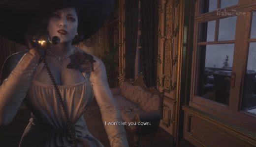 《惡靈古堡8:村莊》玩家透過視角解鎖工具,全方位尾隨夫人觀察日常活動