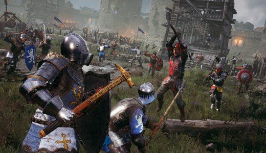 中世紀多人砍殺遊戲《騎士精神2》下週 5 月 27 日免費公測,支援跨平台連線功能