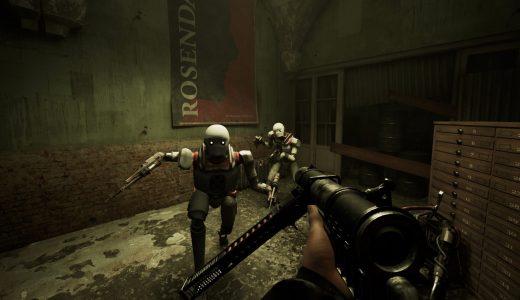 冷戰架空FPS《INDUSTRIA》遊戲預告公布,將於9月30日發售