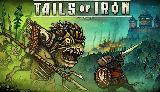 勞贖?橫版動作冒險新作《鐵尾傳奇 Tails of Iron》Steam評價極度好評!老鼠之「魂」