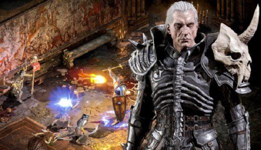 動作角色扮演《暗黑破壞神2:獄火重生》死靈法師/刺客玩法展示 經典依舊強力
