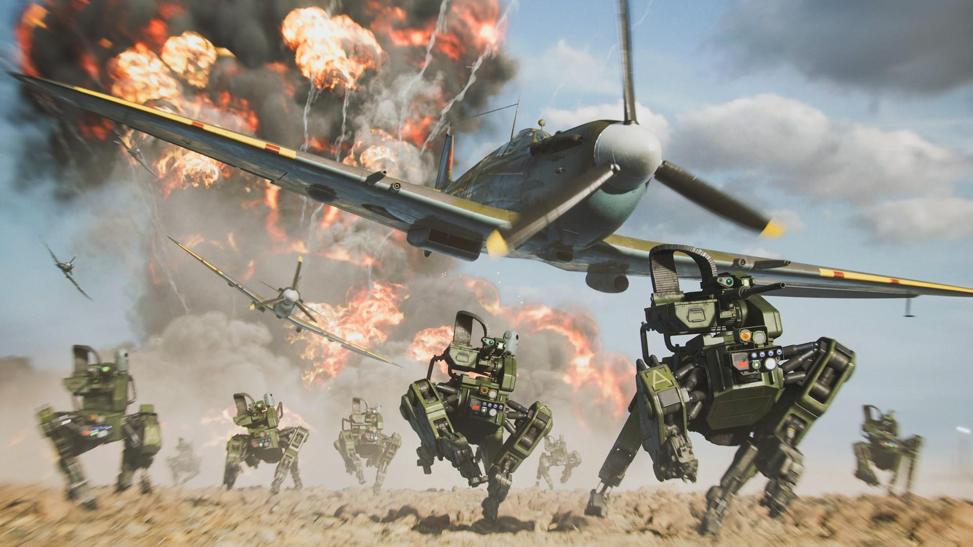 《戰地風雲2042》
