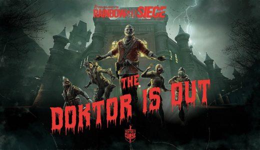 Ubisoft《虹彩六號:圍攻行動》萬聖節限時活動預告公布 古堡上演怪物對決