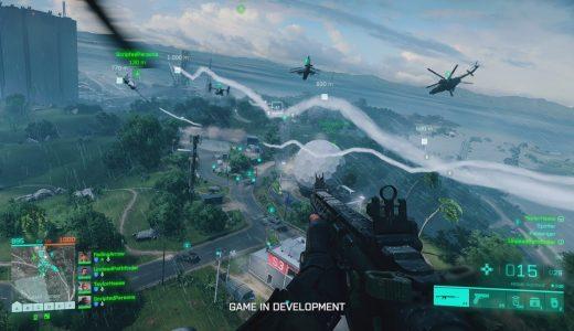 知情人士曝:《戰地風雲2042》最初可能是一款吃雞遊戲