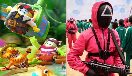 《糖豆人:終極淘汰賽》設計師:考慮推出《魷魚遊戲》類似關卡