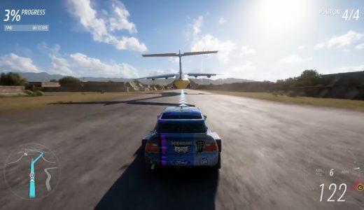 《極限競速:地平線5》8分鐘實機展示公布 多樣地貌揚沙狂飆