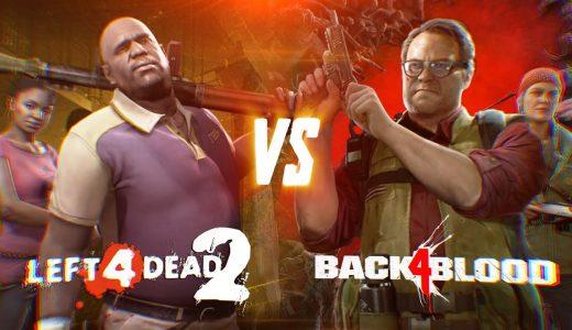 《喋血復仇》與《惡靈勢力2》武器對比影片 老朋友們再戰殭屍