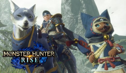 《魔物獵人:崛起》Steam免費試玩版上線 提供5個可玩任務和全部武器