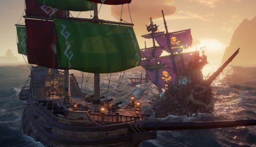 《盜賊之海》玩家數量破2500萬 上線可領取紀念獎勵