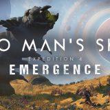 無人深空《No Man's Sky》新更新「遠征4:羽化」預告公布 與泰坦蠕蟲戰鬥