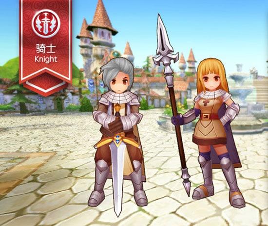 《仙境傳說:守護永恆的愛》二轉職業騎士配點配裝攻略_騎士如何配點配裝更強