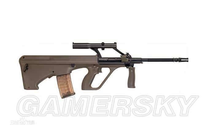 絕地求生 正式版新增武器原型百科 AUG、DP28原型是什麼
