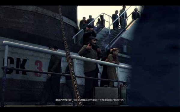 黑手黨2 簡體中文硬碟版 Mafia 2 免安裝下載
