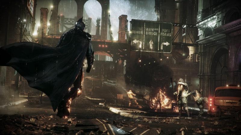 蝙蝠俠:阿甘騎士 免安裝綠色版[Build20161211|回爐版整合全DLC ] Batman: Arkham Knight 免安裝下載