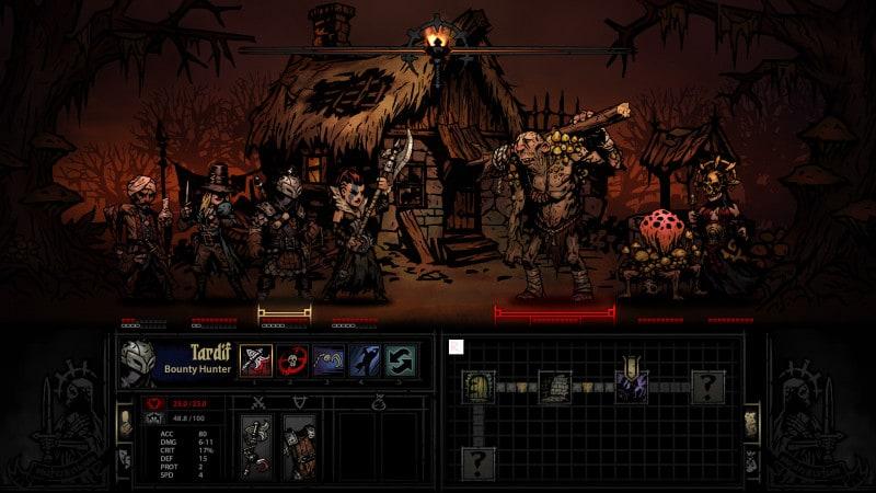 Darkest Dungeon 暗黑地牢 DVD光碟版[整合The Shieldbreaker DLC 官方中文 ] Darkest Dungeon 免安裝下載
