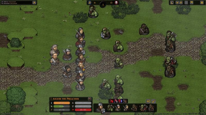 戰場兄弟 免DVD光碟版[整合Lindwurm DLC ] Battle Brothers 免安裝下載