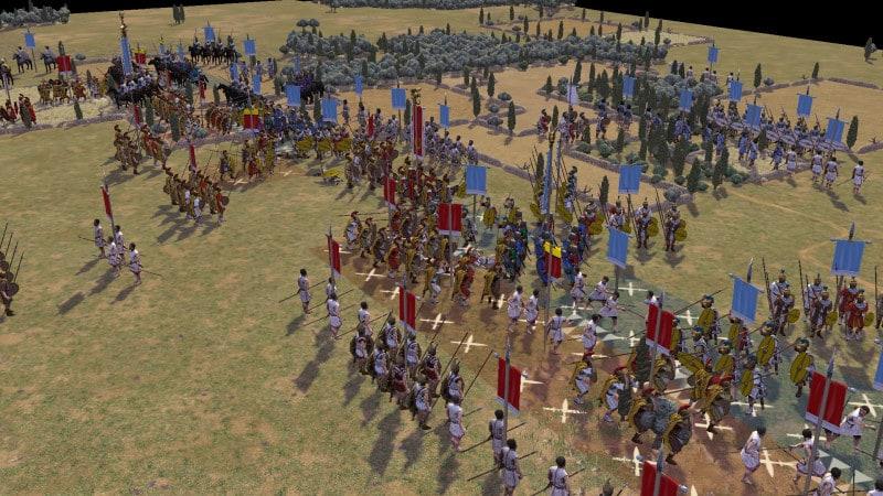 榮耀戰場2 免安裝綠色版 Field of Glory II 免安裝下載