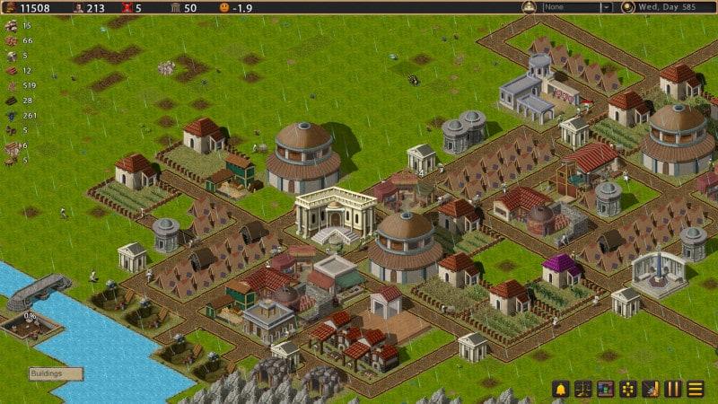 帝國建築師 免安裝綠色版[v1.40b版 ] Empire Architect 免安裝下載